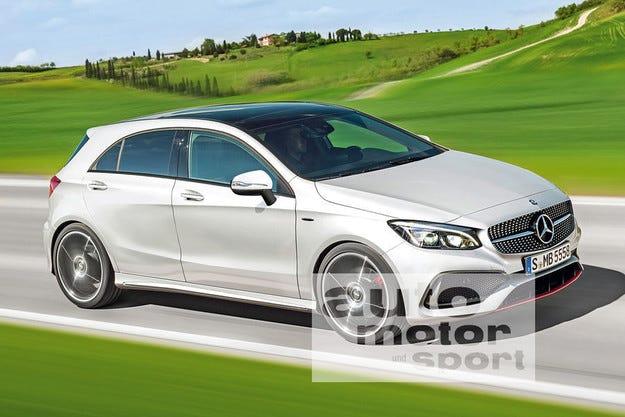 Представят новия Mercedes-Benz A-класа през 2018