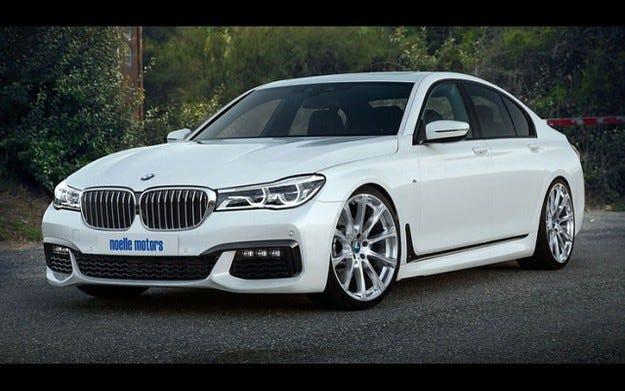 Noelle Motors BMW 750i: Седмицата с 629 конски сили