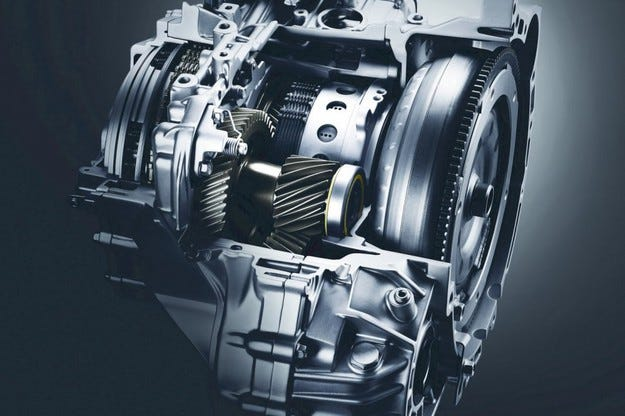 Kia пуска осемстепенна автоматична трансмисия