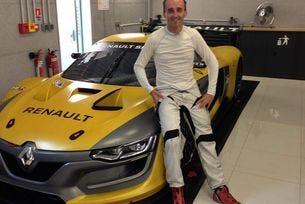 Кубица ще кара в Renault Sport Trophy