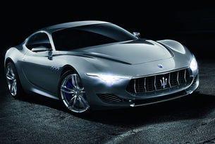 Maserati отложи представянето на серийния Alfieri