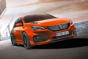 Peugeot подготвя хибриден 308 R, конкурент на Focus RS