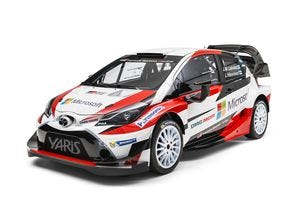 Toyota потвърди Латвала