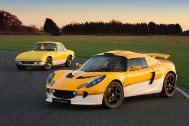 Lotus Exige Sprint: Четиридесетте разбойника