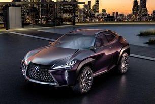 Lexus подготвя сериен седемместен кросоувър UX