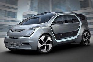 Chrysler пуска серийна версия на концепта Portal