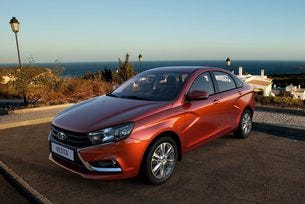 Lada влезе в топ 20 на най-търсените марки в Европа