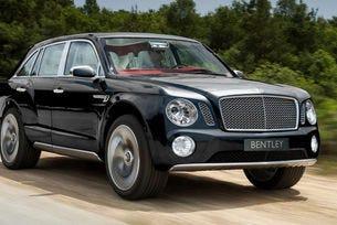 Bentley разкри плановете за бъдещите си кросоувъри