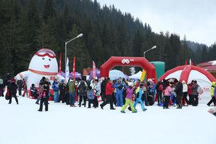 Мтел подкрепя Световната купа по сноуборд в Банско