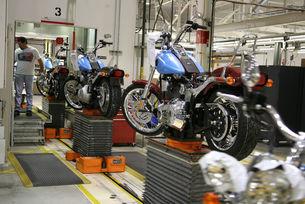 Harley-Davidson отмени визита на Тръмп в свой завод