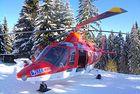 Хеликоптер ще пази туристите в Добринище