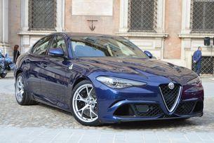 Jeep, Dodge и Maserati на основата на Alfa Romeo Giulia