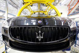 Maserati отзовава 39 381 коли поради риск от запалване