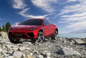 Lamborghini почва производството на Urus през април