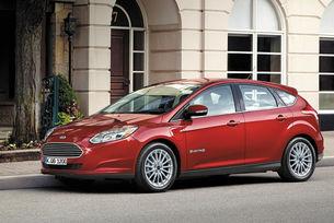 Ford Focus Electric 2017 с автономен пробег до 225 км