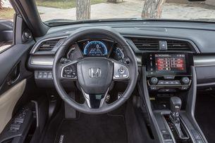 Новото в CVT трансмисията на новия Honda Civic