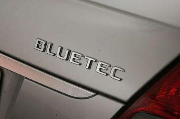 Brabus E300 Bluetec: Чиста работа