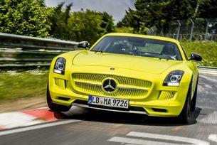 Mercedes-Benz не изключва електромобили на AMG