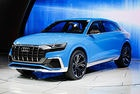 Кросоувърът Audi Q8 ще получи спортен вариант