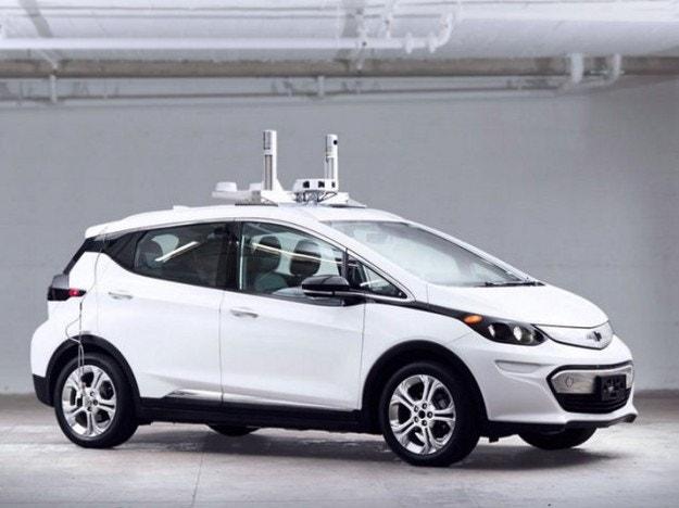 General Motors показа действието на автопилота си