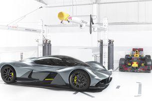 Aston Martin разкри техниката на AM-RB 001