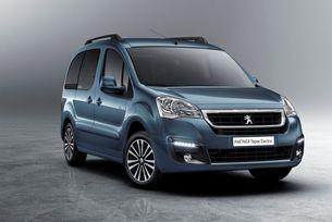 Peugeot разсекрети нов електрически ван