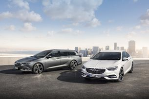 Opel Insignia Grand Sport от 25 940 евро в Германия