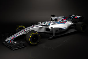 Williams показа новия си автомобил
