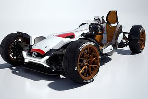 Спортният автомобил Honda Project 2&4 става сериен