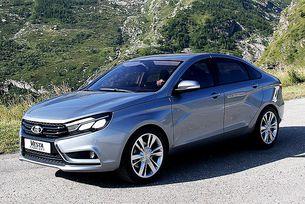 В Германия започват продажбите на Lada Vesta