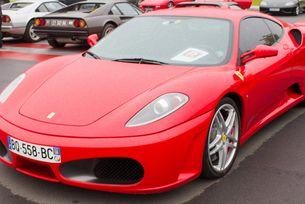 Обявиха за продан Ferrari F430 на Доналд Тръмп