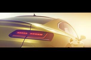 Появи се първият тийзър за Volkswagen Arteon