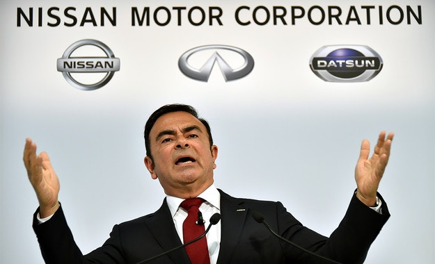 Карлос Гон се фокусира върху Renault и Mitsubishi