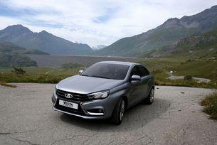 В Унгария започнаха продажбите на Lada Vesta