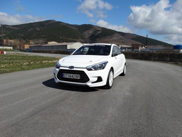 HRT завърши успешно тестовете на новия автомобил