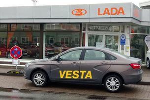 Lada изпревари Chevrolet по популярност в Европа