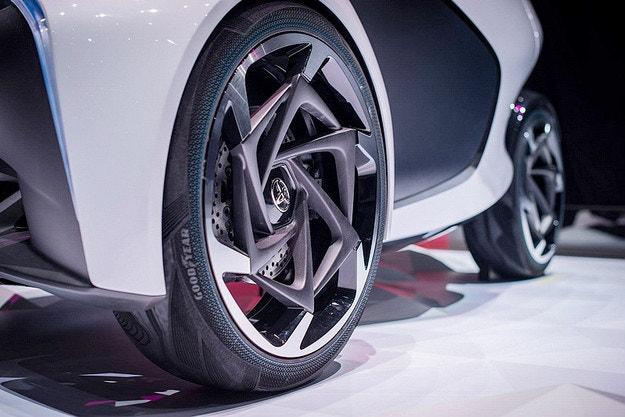 Goodyear представи уникалната гума CityCube