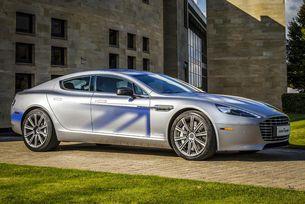 Aston Martin подготвя изцяло електрически седан