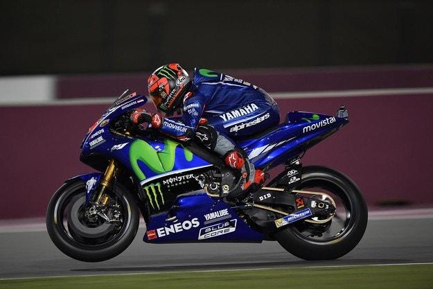 Винялес спечели при дебюта с Yamaha