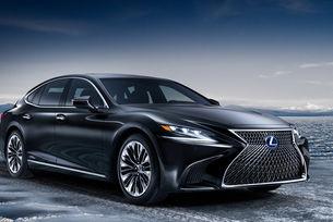 Марката Lexus за първи път влиза на индийския пазар