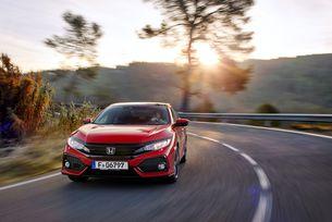 Представят новия Honda Civic у нас през май