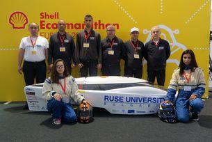 Студентите от Русе с нов автомобил за маратона на Shell