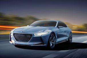 Genesis разработва купе от клас Gran Turismo