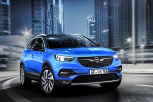 Новият Opel Grandland X: Готов за подвизи