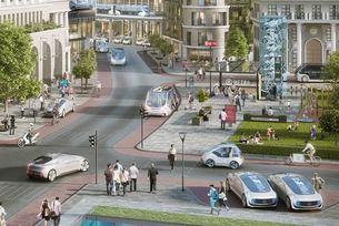 Bosch и Daimler работят по автономното шофиране