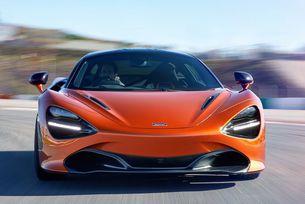 McLaren иска да разработи модел с четири места