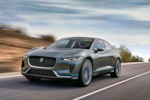 Известна е премиерата на кросоувъра Jaguar I-Pace