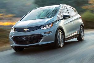 Тестват автономния Chevrolet Bolt EV през нощта