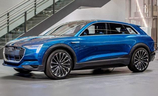 Audi вече приема поръчки за първия си елкросоувър