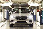 Volvo започна серийно производство на новия XC60